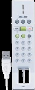 普通のUSB電話