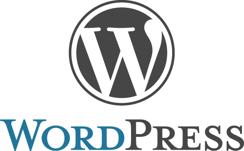 WordPress Logo Stacked RGB from Wordpress.org