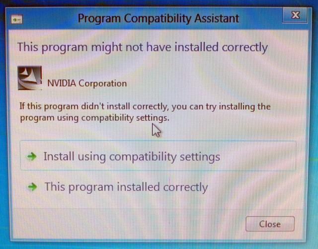 Installing NVIDIA drivers for quadro fx 1300