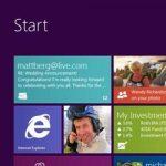Windows 8 Developer Preview 初期評価