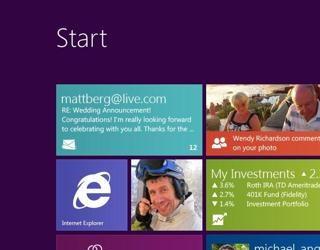 Windows 8 Developer Preview 初期評価