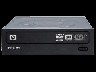 HP DVD Writer 1260t