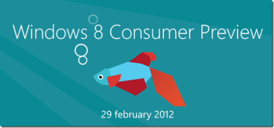 Windows 8の様々なエディション (CP, Consumer Preview)