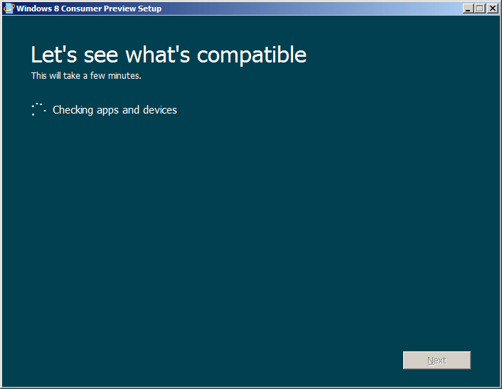 Windows 8 Consumer Preview Installation - 05