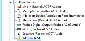 Windows 8 DPのデバイスマネージャーのページを見るとビックリマークがある。差しただけでは認識はするけど、ドライバーは自動的にインストールしてくれないみたいだ。