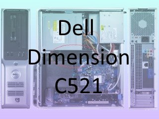 Dell Dimension C521 Eye Catch (320x250)