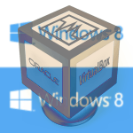 VirtualBoxでWindows 8 Release Preview (RP)をインストール(VB設定)