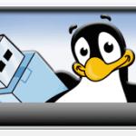 Pendrive Linux Logo