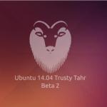 Ubuntu 14.04 Beta Logo