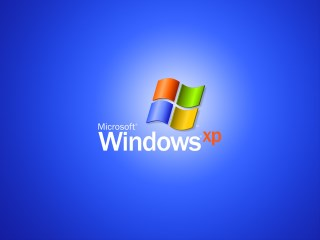 Windows XP Logo Eye Catch