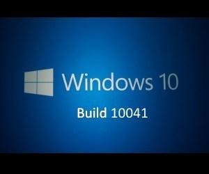 Windows 10 テクニカルプレビュー10041で作動するアプリケーション