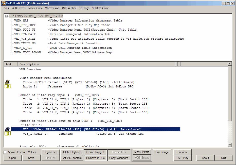 DVD Styler v2.2 & v2.2 rc 2 Bug No. 12