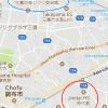 Googleマップの表示言語の変更