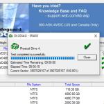 新しく買ったHDDのテスト(WD編)